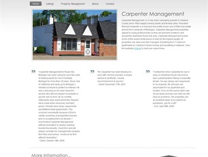 Carpenter Management